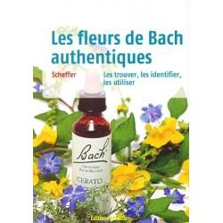 Les Fleurs de Bach authentiques de Mechtild SCHEFFER