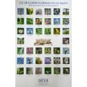 Poster : Les 38 Fleurs du Dr Edward BACH  par DEVA
