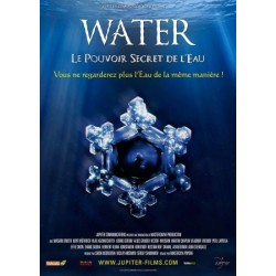 2 DVD Water, le Pouvoir secret de l'eau