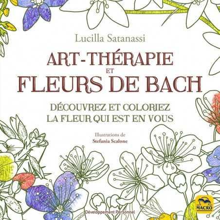 Art-Thérapie et Fleurs de Bach - A COLORIER
