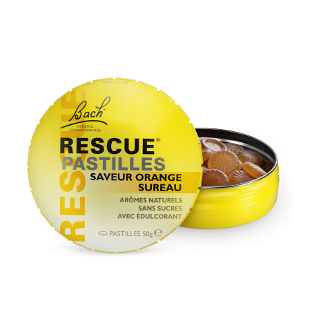 RESCUE PASTILLES ORANGE