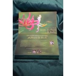 Coffret de 39 cartes d'inspiration des Fleurs de Bach