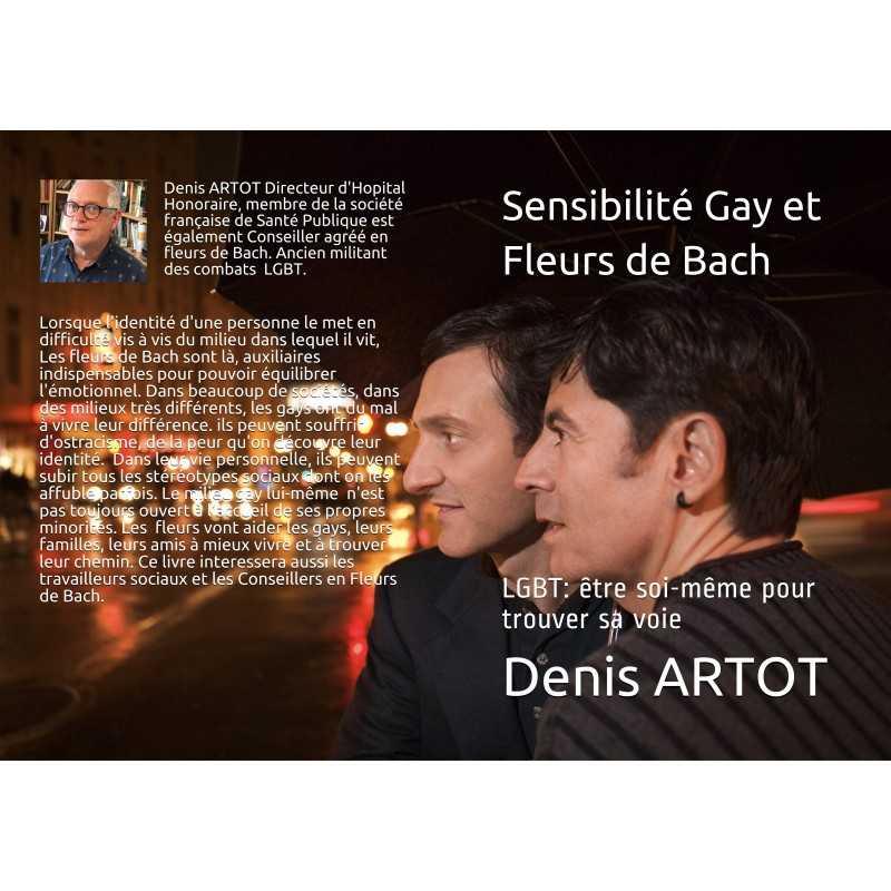 Sensibilité Gay et Fleurs de Bach