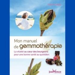 Mon manuel de gemmothérapie...