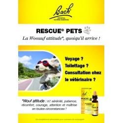 RESCUE PETS (ANIMAUX) COMPTE-GOUTTES 10ML