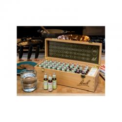COFFRET BOIS COMPLET 20ML Fleurs de BACH ORIGINAL dans magnifique coffret en Frene
