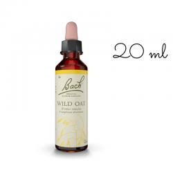 Wild Oat (Folle Avoine) 20ML BACH ORIGINALS