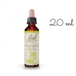 Wild Rose (Églantine) 20ML BACH ORIGINALS