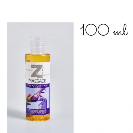 Z-MASSAGE 100ml Huile de massage Bien-être
