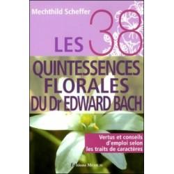 Les 38 Quintessences Florales du Dr Edward Bach de Mechthild SCHEFFER - TOME I - VIOLET