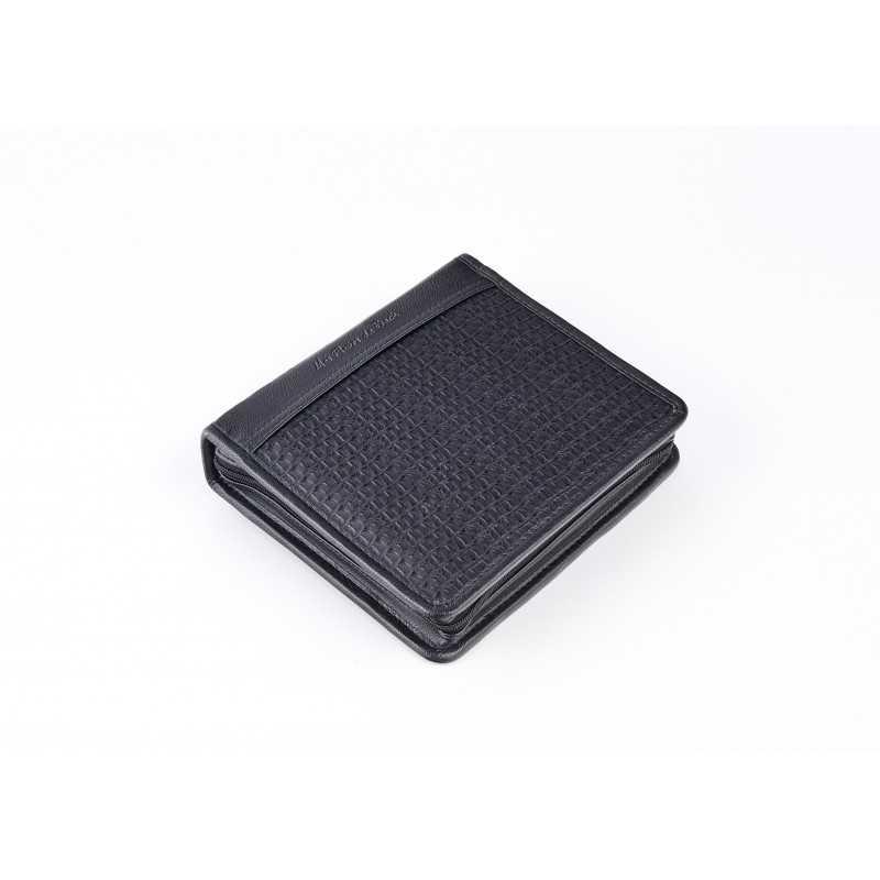 TROUSSE NOIRE PETIT MODELE vide pour 40 flacons 10ML