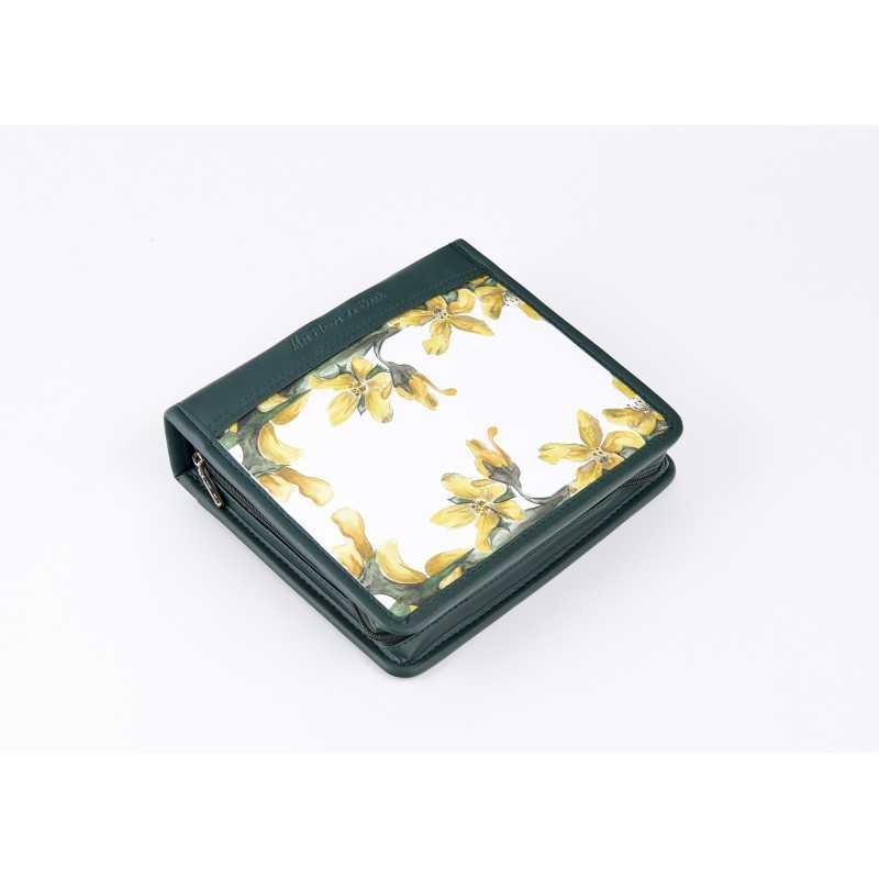 TROUSSE AGRIMONY PETIT MODELE vide pour 40 flacons 10ML
