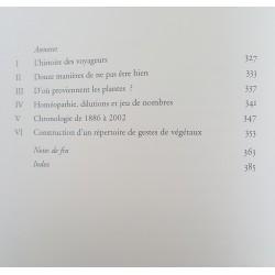 Sur les Traces du Dr Bach et de ses Fleurs de Julian BARNARD
