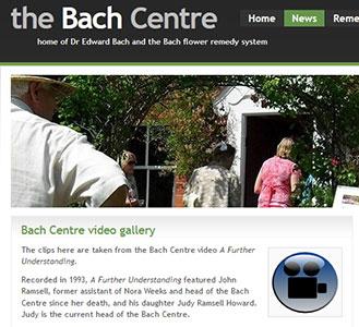 Vidéos Centre Bach